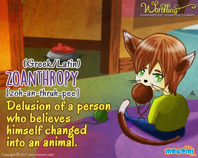 Zoanthropy
