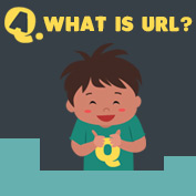 What is URL? - hp