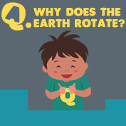 Why does the Earth Rotate? - hp