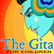 Book Review- The Gita for children - hp