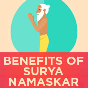 Benefits of Surya Namaskar - hp