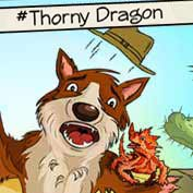 Thorny Dragon - hp