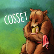 """Cosset"" What does that mean? - hp"