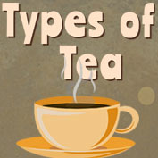 Types of Tea - hp
