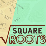Square Roots - Maths for Kids - hp