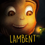 """Lambent"" What does that mean? - hp"