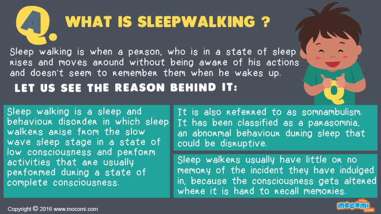 What is Sleepwalking?
