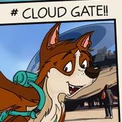 Cloud Gate aka The Bean