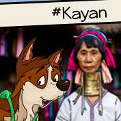 Kayan Tribe - hp
