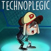 """Technoplegic"" What does that mean? - hp"