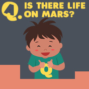Is there life on Mars? - hp