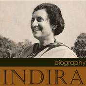 Indira Gandhi Biography - hp
