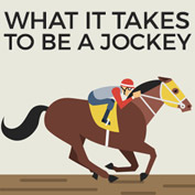 What does it take to be a Jockey? - hp