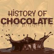 History of Chocolate - hp