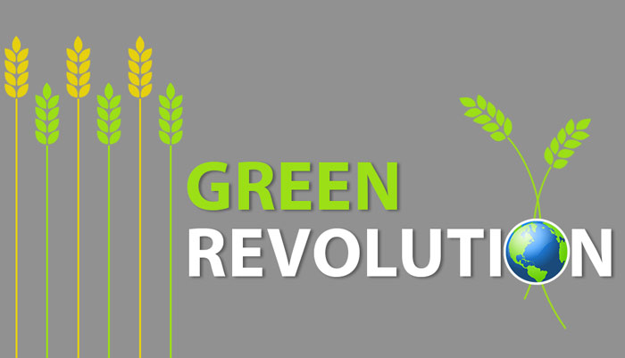 what is green revolution geography for kids mocomi