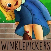 """Winklepicker"" What does that mean? - hp"