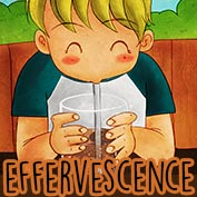 """Effervescence"" What does that mean? - hp"