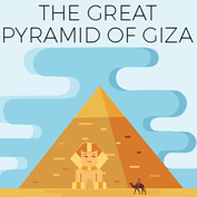 The Great Pyramid of Giza - hp