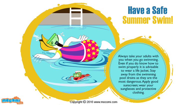 Have a Safe Summer Swim!