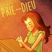 Prie-dieu - Wordling for Kids - hp