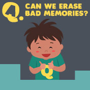 Can we erase bad memories hp