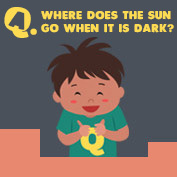 Where does the Sun go When it is Dark? - hp