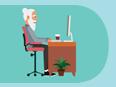 Correct Posture at Work