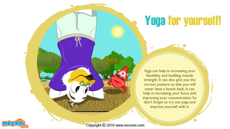 Yoga for Yourself!