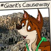 Giant's Causeway Ireland hp