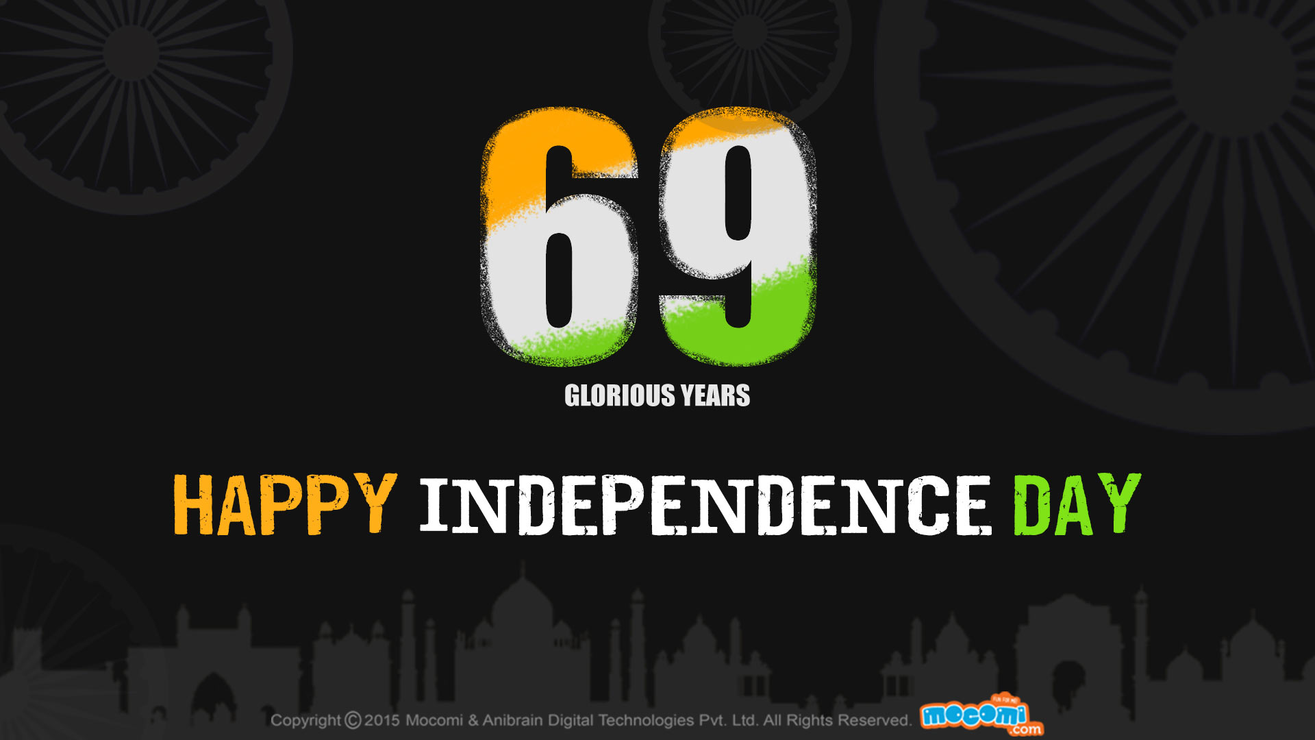 Happy Independence Day – 01