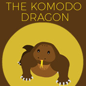 Komodo Dragon Facts - hp