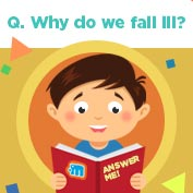 Why do we fall ill - hp