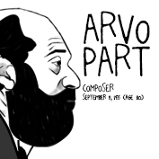 Arvo Part - hp