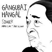 Gangubai Hangal - hp