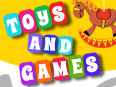 History of Toys and Games