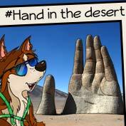 Hand in the Desert hp