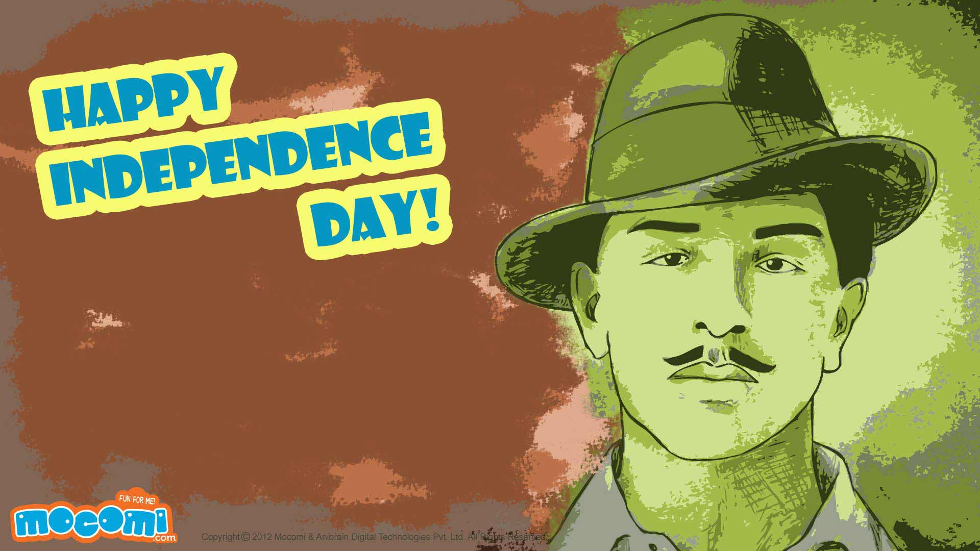Bhagat Singh Desktop Wallpapers For Kids Mocomi