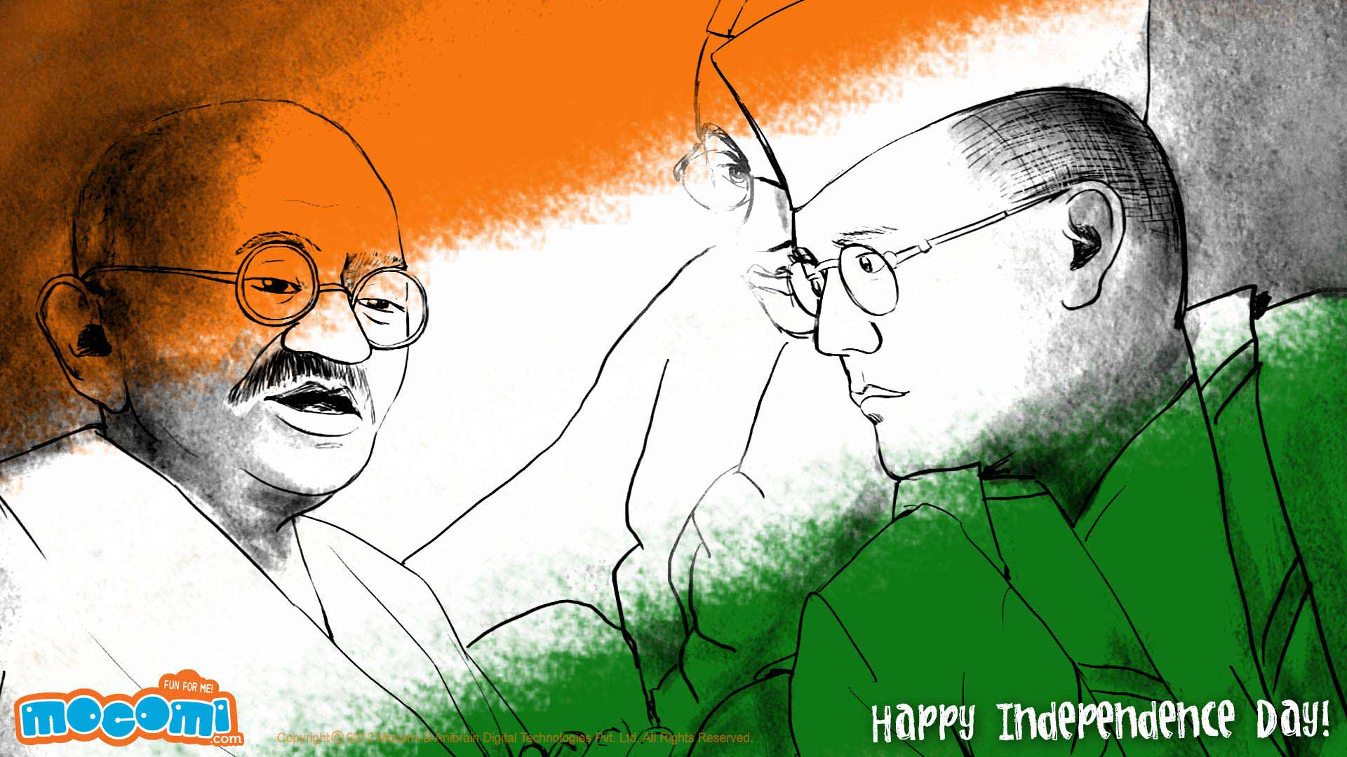 Independence Day – Freedom Fighters