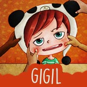 "What does ""Gigil"" mean? hp"