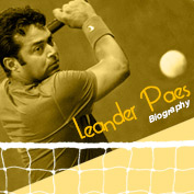 Leander Paes Biography