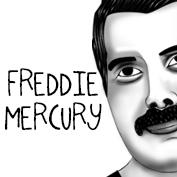 Freddie Mercury Famous Musicians - hp
