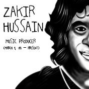 Zakir Hussain Musicians - Mocomi