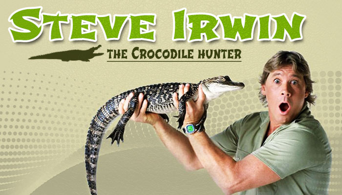 Image result for STEVE IRWIN