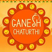 Ganesh Chaturthi Square Thumbnail