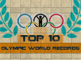 Top 10 Olympic World Records