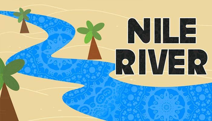 Nile River Facts amp History General Knowledge Mocomi Kids