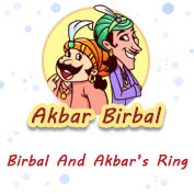 Akbar Birbal: Birbal And Akbar's Ring - hp