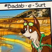 Badab-e Surt - hp