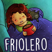 "What does ""Friolero"" mean? - hp"