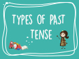 Past Tense and Its Types